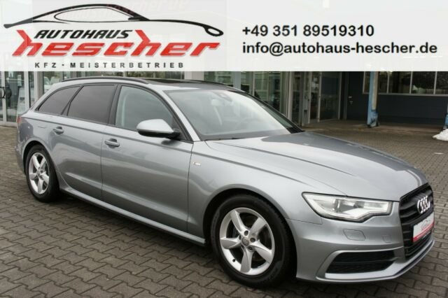 Audi A6 Avant 2.0 TDI ultra S-tronic*S-LINE*PANORAMA*, Jahr 2014, Diesel