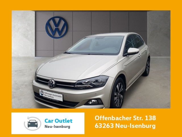 Volkswagen Polo 1.0 Comfortline FrontAssist Climatronic Sitzheizung POLO 1.0 BMT COMFO 55 M5F, Jahr 2018, Benzin