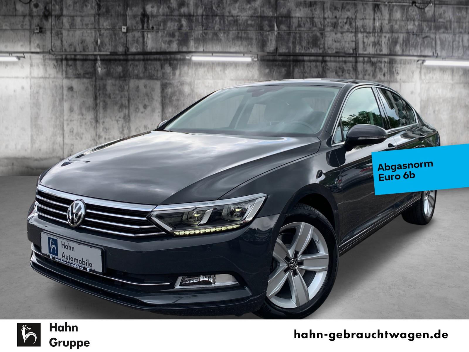 Volkswagen Passat Comfortline 1,4TSI DSG Nav ACC LED VZE RV, Jahr 2018, Benzin