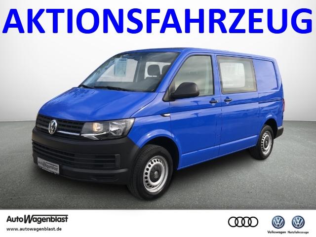 Volkswagen T6 Transporter Kasten-Kombi 2.0TDI KLIMA+AHK+PDC+6TÜREN, Jahr 2016, Diesel