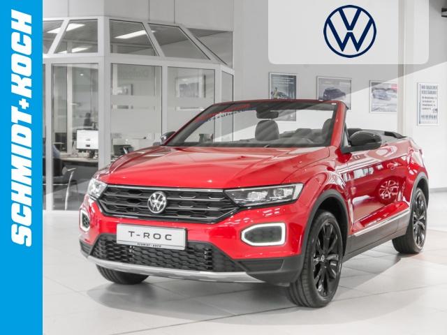 Volkswagen T-Roc Cabriolet 1.0 TSI OPF Style LED, BlackStyle, Jahr 2020, Benzin