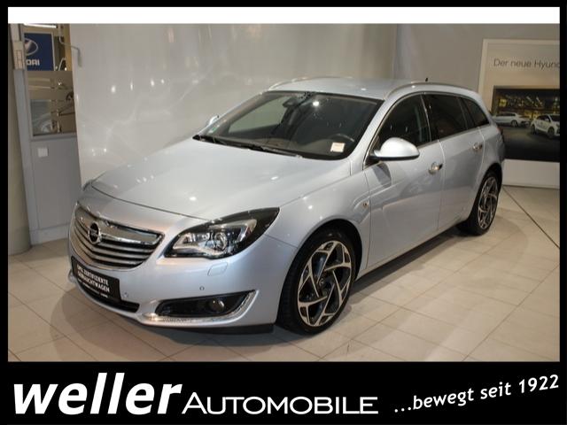 Opel Insignia A 2.0 CDTI Sports Tourer Innovation 4X4 Xenon Navi, Jahr 2014, Diesel