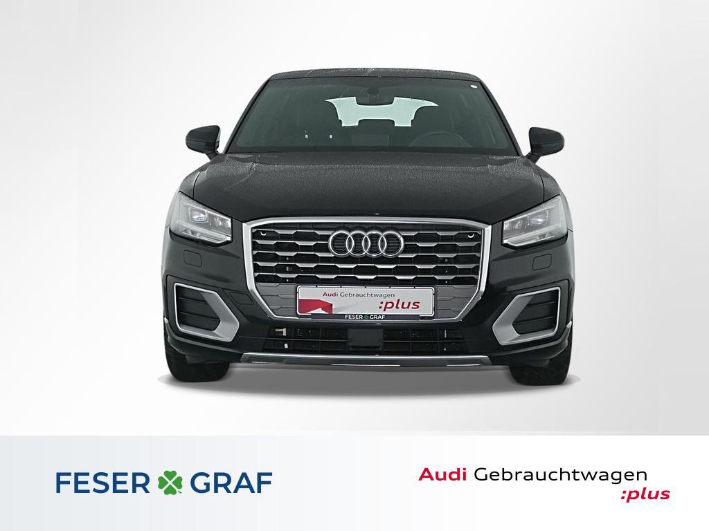 Audi Q2 1.4 TFSI S Line Leder,LED,Navi, Jahr 2018, Benzin