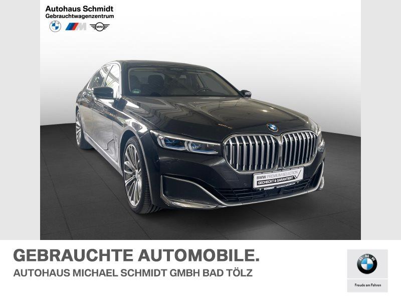 BMW 740d Ld xDrive Executive Lounge*Night Vision*20 Zoll*TV*Fond Entertainemtn*, Jahr 2020, Diesel