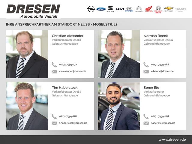 Opel Corsa E Edition 1.4, KLIMAANLAGE/BLUETOOTH/'TEMPOMAT, Jahr 2014, Benzin