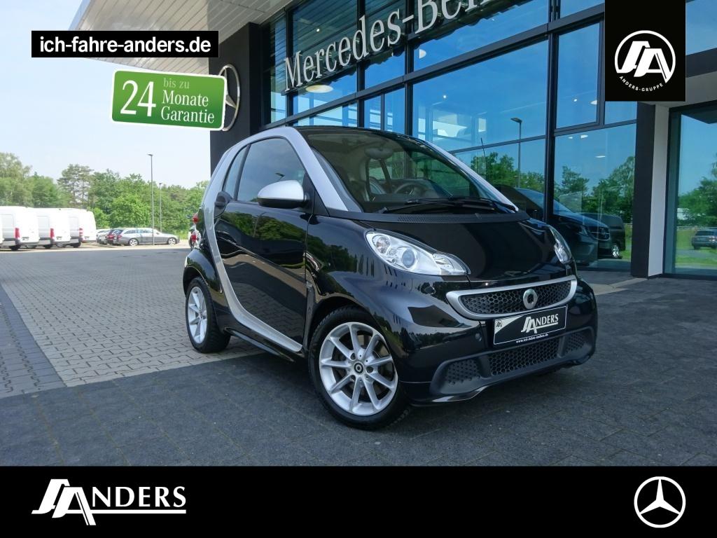 smart fortwo coupé mhd 52 kW Pano+Navi+Sitzhz.+Klima, Jahr 2013, Benzin