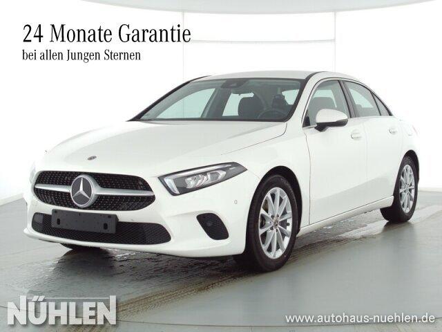 Mercedes-Benz A 180 Limousine Progressive+LED+Park-Assist.+BC, Jahr 2020, Benzin