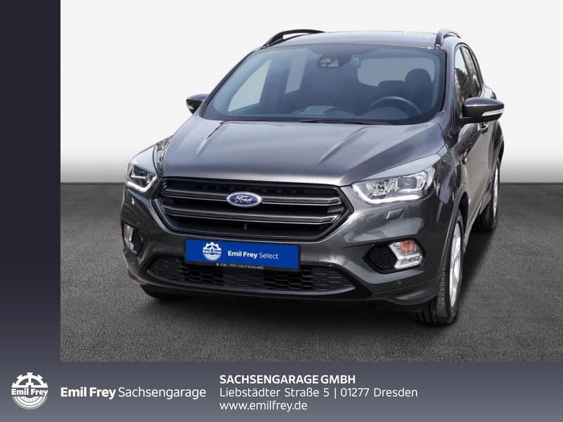 Ford Kuga 1.5 EcoBoost 4x4 Aut. ST-Line Navi TW Xenon, Jahr 2018, Benzin