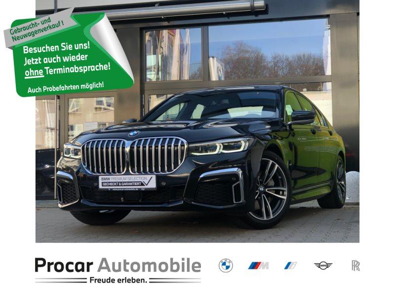 BMW 730d M Sport DA Prof. DA+ Glasd. Standhzg. H/K, Jahr 2020, Diesel