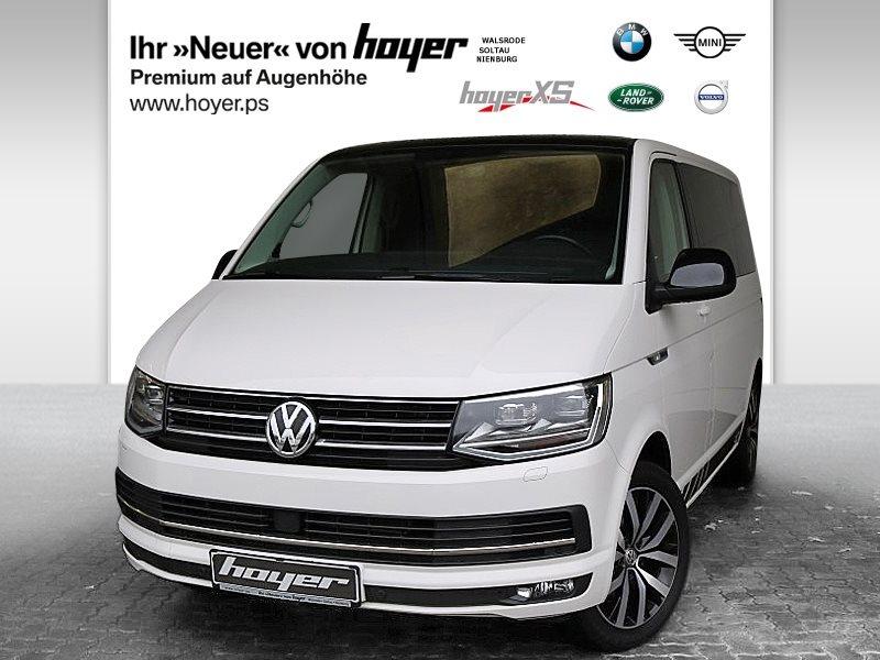 Volkswagen Multivan DSG Kurz Comfortline AHK Edition 30, Jahr 2016, Diesel
