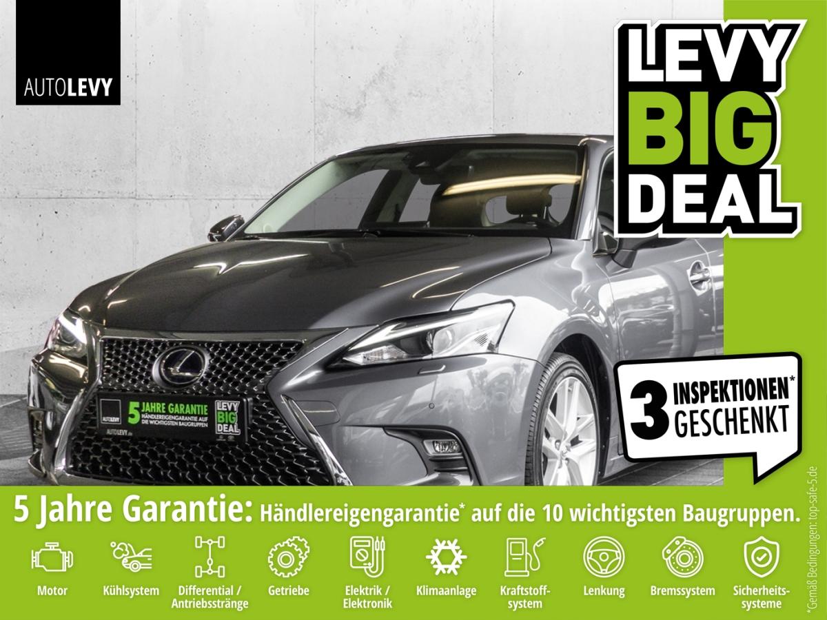 Lexus CT 200h Style Edition *LED*Navi*PDC*, Jahr 2020, Hybrid