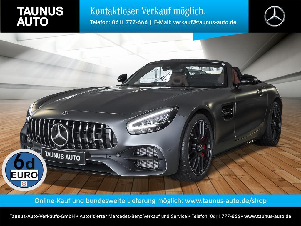 Mercedes-Benz AMG GT Roadster NIGHT COMAND KEYLESS, Jahr 2021, Benzin