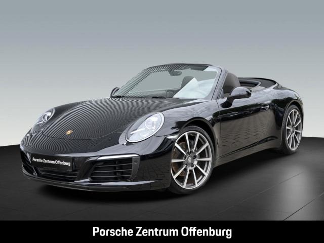 Porsche 911 Carrera Cabriolet, Bose, Sportsitz Plus, PDK, Jahr 2016, Benzin