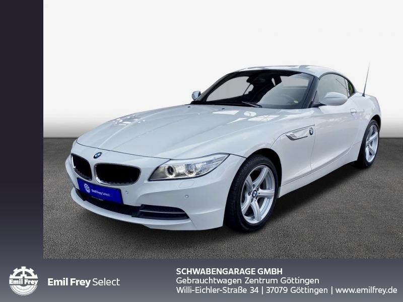 BMW Z4 sDrive18i, Jahr 2014, Benzin