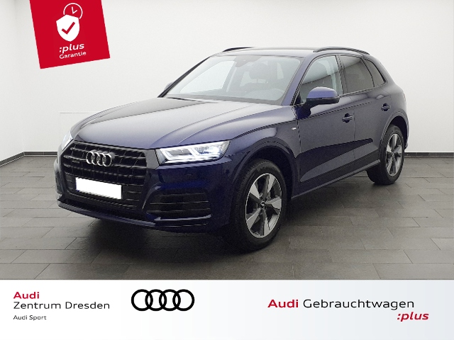 Audi Q5 35 TDI quattro S line LED-SW AHZV Standhz, Jahr 2020, Diesel