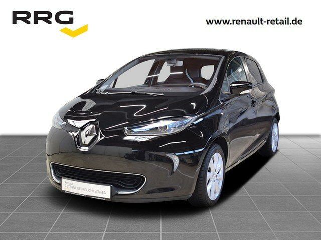Renault ZOE INTENS AUTOMATIK zzgl. BATTERIEMIETE Limous, Jahr 2016, Elektro