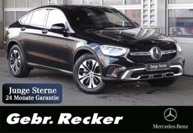 Mercedes-Benz GLC 400 d 4M Coupé AHK Distronic 360° LED Navi, Jahr 2019, Diesel