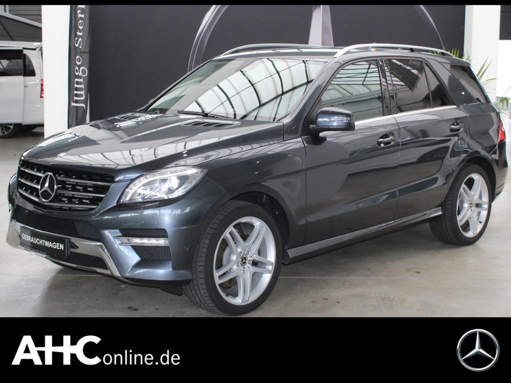 Mercedes-Benz ML 350 BT 4M AMG+COMAND+ILS+PARK-PAKET+AHK..., Jahr 2012, Diesel