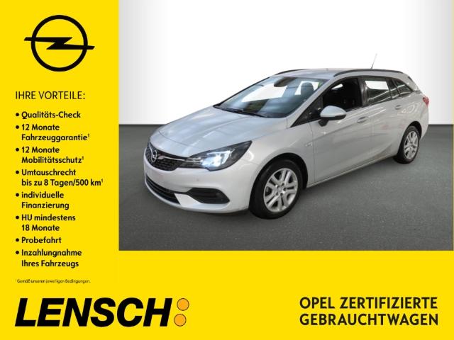 Opel Astra K SportsTourer Edition 1.5 D LED+KLIMAAUTOM+PDC+SITZHZ, Jahr 2020, Diesel