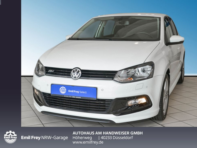 Volkswagen Polo 1.2 TSI (Blue Motion Technology) SOUND, Navi, R-Line, Jahr 2016, Benzin