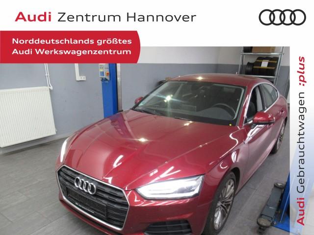 Audi A5 Sportback 2.0 TFSI virtual Xenon Navi Plus, Jahr 2018, Benzin