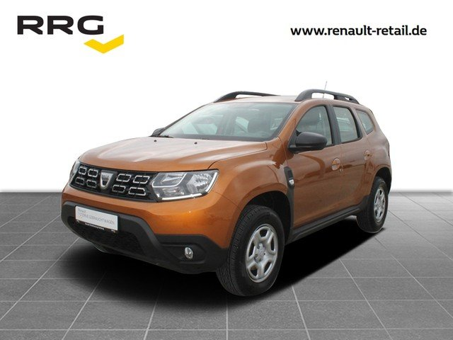 Dacia Duster II TCe 100 Comfort 0,99% Finanzierung!!!, Jahr 2019, Benzin