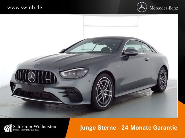 Mercedes-Benz AMG E 53 4M Coupé *FAP*MBeam*360*PANO*HeUP*Keyl*, Jahr 2020, Benzin