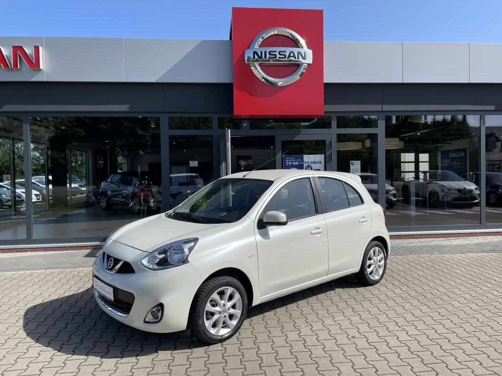 Nissan Micra 1.2 Acenta, Jahr 2017, Benzin