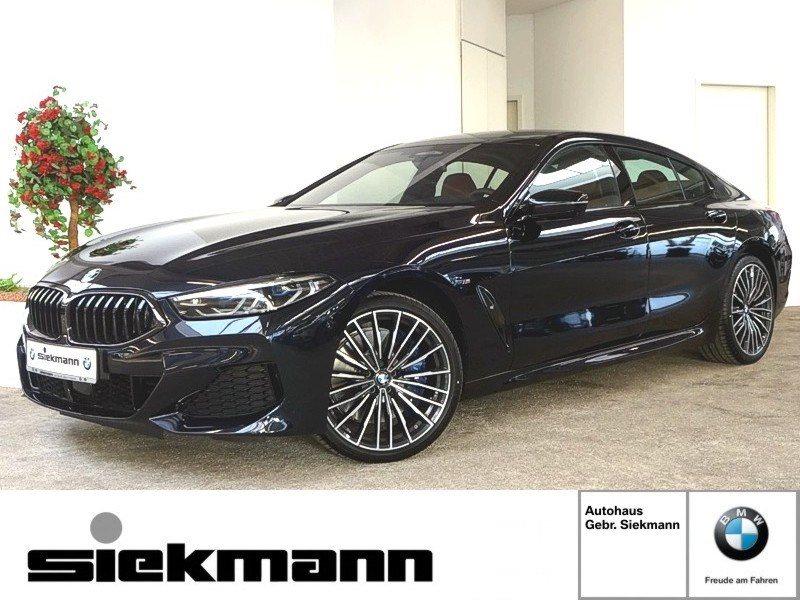 BMW 840i xDrive M Sport Laser GSD ACC BT Winterpaket SoftClose, Jahr 2020, Benzin
