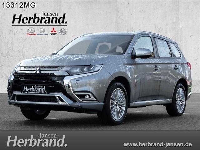 Mitsubishi Plug-in Hybrid Outlander 2.4 4WD Plug-In Hybrid+, Jahr 2019, Hybrid
