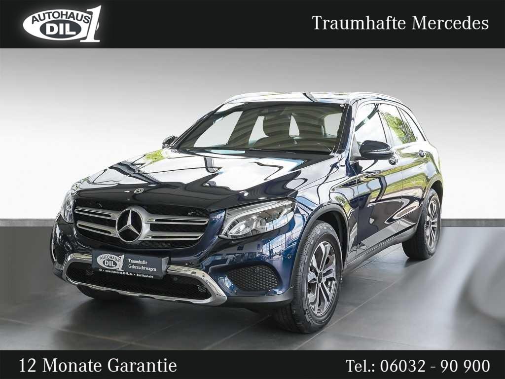 Mercedes-Benz GLC 250 d 4Matic *1.Hand*MwSt*Spur-P*, Jahr 2017, Diesel