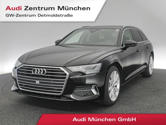 "Audi A6 Avant 40 TDI Sport B&O Pano LED Navi 19"" PDC+ S tronic, Jahr 2019, diesel"