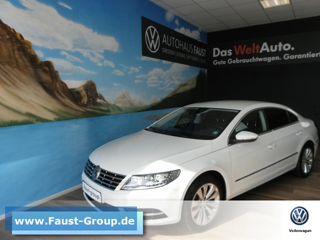 Volkswagen CC UPE 49000 EUR Navi Xenon Lane Light Ass., Jahr 2016, Diesel