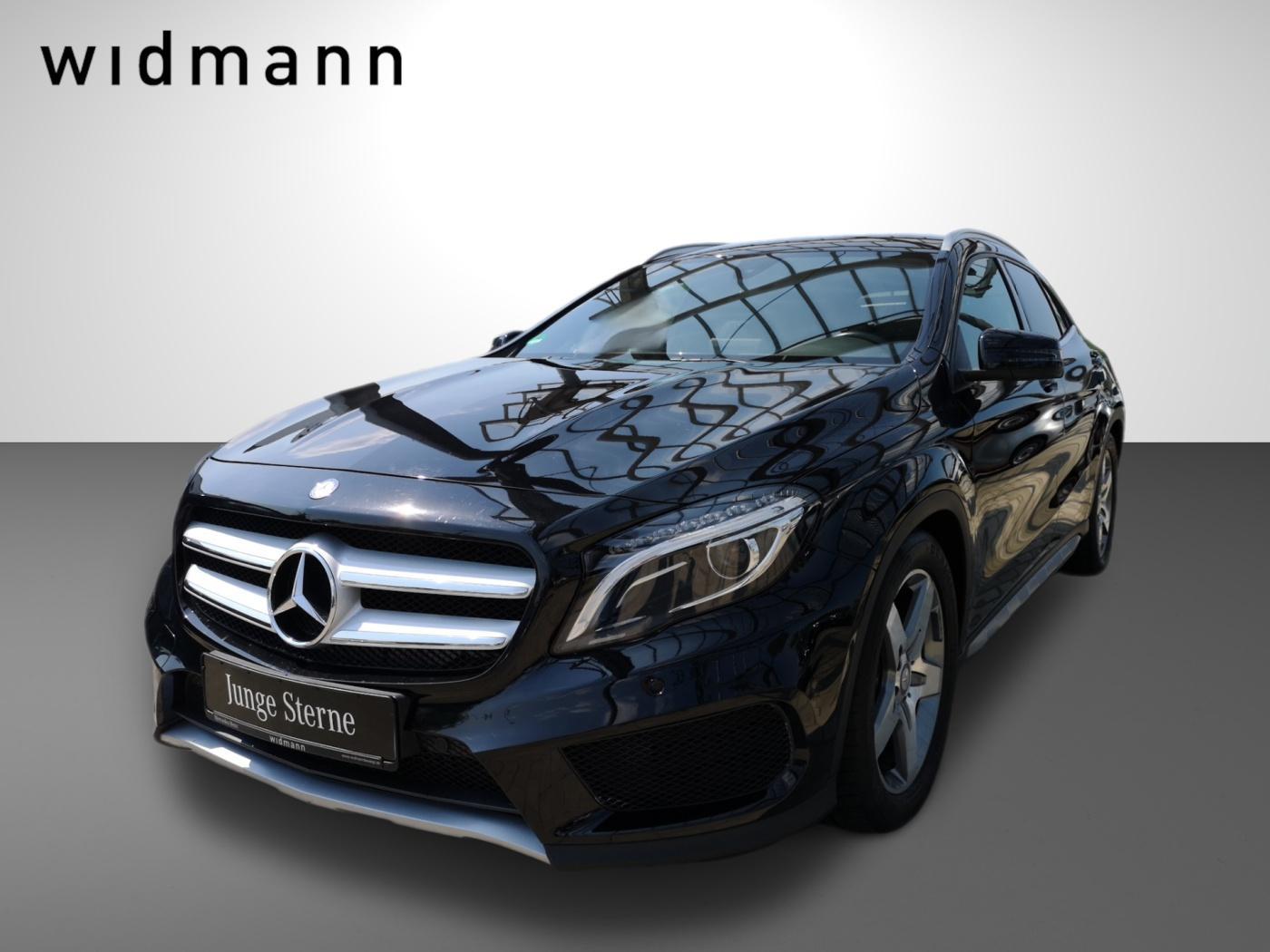 Mercedes-Benz GLA 250 4M *AMG*Kamera*Sitzhzg*7G-DCT*Park-Pilot, Jahr 2017, Benzin