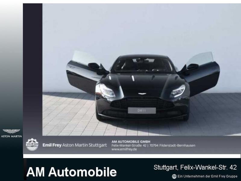 Aston Martin DB11 V12/UPE 241.813,-/AMR Leistungssteigerung, Jahr 2018, petrol