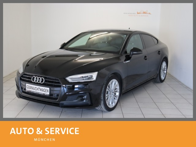 Audi A5 Sportback sport 2.0 TDI S tronic Navi B&O ACC, Jahr 2018, Diesel