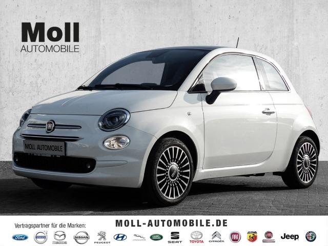 Fiat 500 Hybrid Lounge Edition., Klimaautomatik, Jahr 2019, Benzin