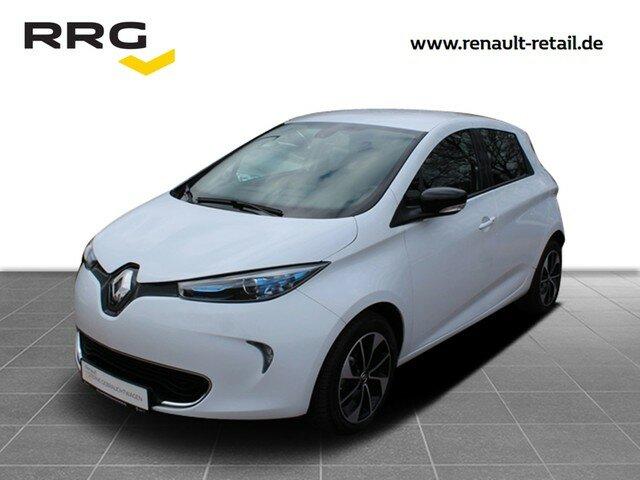 Renault Zoe Intens ZE 40 zzgl. Batteriemiete, Jahr 2018, Elektro