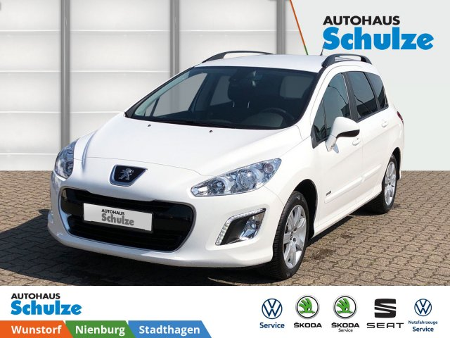 Peugeot 308 1.6 Style, Klimaautomatik, Tempomat, Bluetooth, Jahr 2014, Benzin