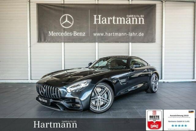 """Mercedes-Benz AMG GT Panorama KeylGo Distronic Spur Sound 20"""", Jahr 2018, Benzin"""