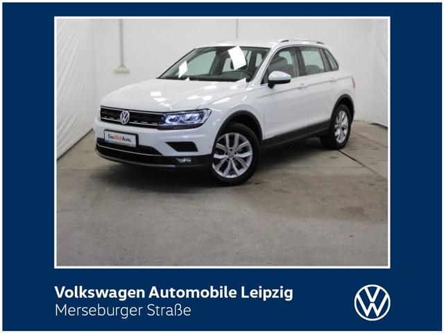 Volkswagen Tiguan 2.0 TSI Highline 4M*AHK*ACC*DCC*LED*Navi*, Jahr 2018, Benzin