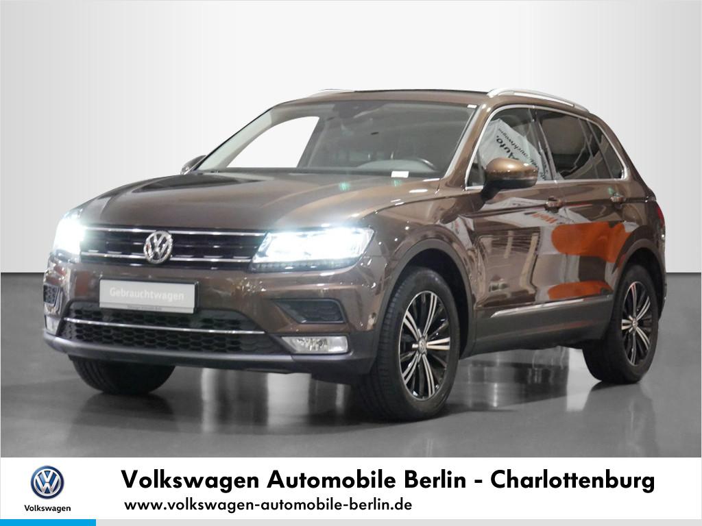 Volkswagen Tiguan 2.0 TSI Highline 4MOTION BMT, Jahr 2016, Benzin