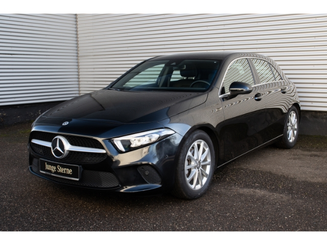 Mercedes-Benz A 180 Progressive+7G-DCT+Navi-Premium+LED+DAB, Jahr 2020, Benzin