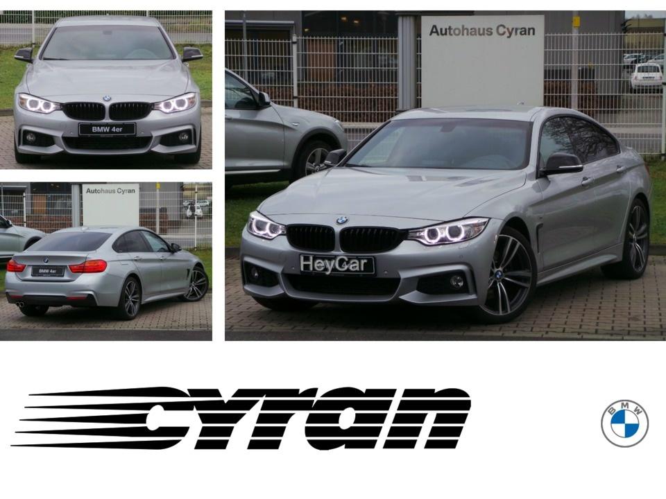BMW 425d GC M Sport Navi PDC Sitzhzg. Xenon 19''-LM, Jahr 2016, Diesel