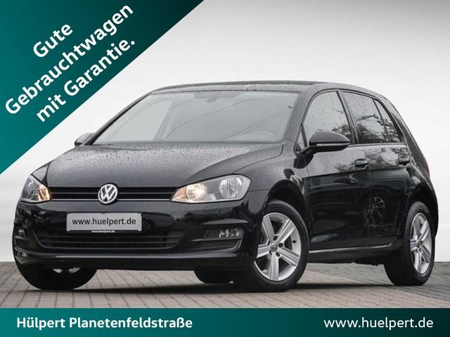 Volkswagen Golf 1.2 Comfort DSG NAVI ALU SHZ GANZJAHRESREIFEN, Jahr 2013, Benzin