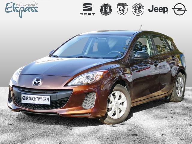 Mazda 3 KLIMAANLAGE PARKPILOT ANHÄNGERKUPPLUNG RADIO, Jahr 2012, Benzin