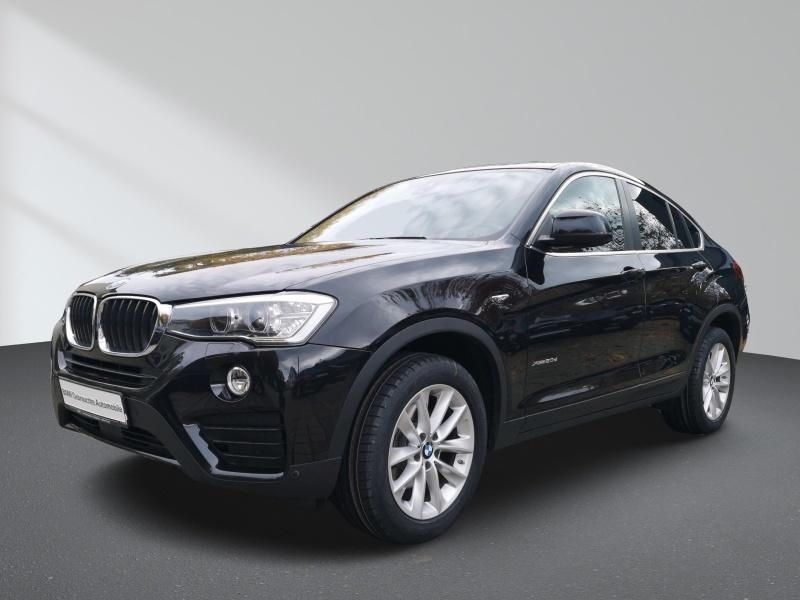 BMW X4 xDrive20d Advantage Aut. Euro6 Navi Glasdach Xenon Driving Assistant Plus Komfortzugang Kamera, Jahr 2017, Diesel