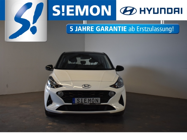 Hyundai i10 NEW 1.0 Trend NAVI Komfort 16 Zoll Dachlack, Jahr 2020, Benzin