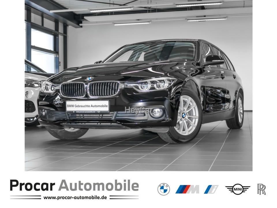 BMW 318i Touring Navi Business LM FINANZIERUNG AB 1%, Jahr 2017, Benzin