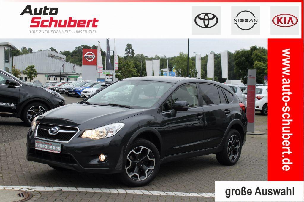 Subaru XV 2.0i Lineartronic Comfort + Klima + Sitzheizung + Bluetooth + Tempomat, Jahr 2014, Benzin